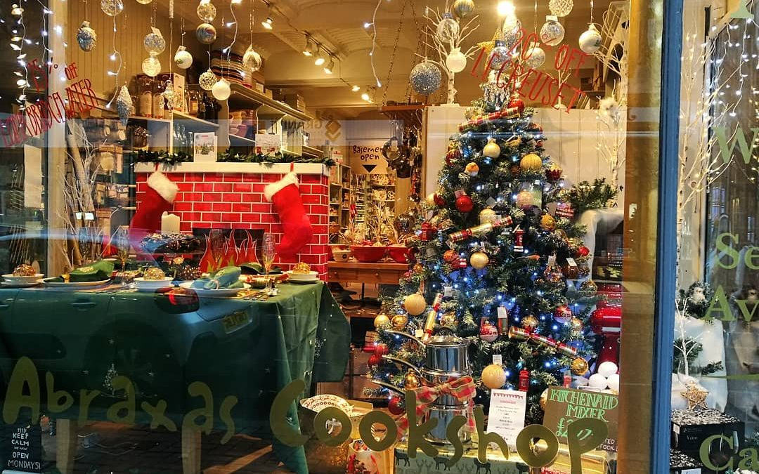 Best Christmas Window competition