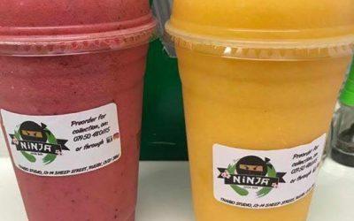 Ninja Juice Boost