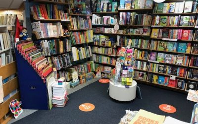 Hunt's Bookshop