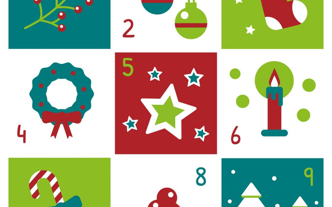 Support Rugby advent calendar