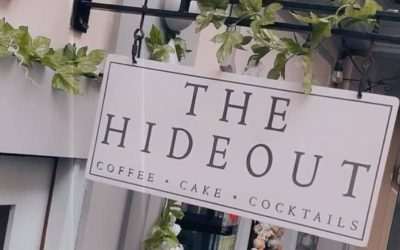 THE HIDEOUT'S AFTERNOON TEA