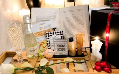 PAMPERING AT HOME